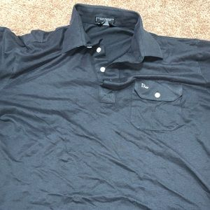 Christian Dior Short sleeve shirt size Large